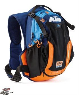 KTM Team Baja Backpack Sırt Çantası