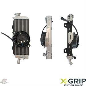X-Grip Husqvarna FE 250 Modeller Fan Kit 2017