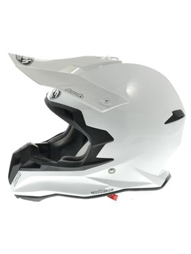 AİROH TERMINATOR 2.1 COLOR WHITE PEARL KASK
